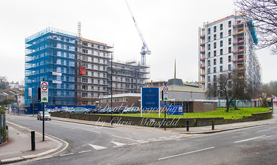 Feb 18th 2017.  rebuilding the Connaught /Trinity estate