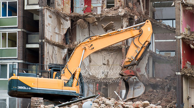 Oct' 29th 2015 Connaught Demolition