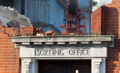Nov 15th 2011...  Post office demolition