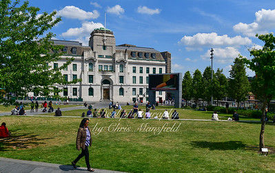 May 23rd 2019.  General Gordon square