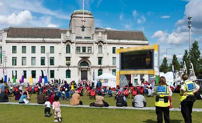 Aug' 3rd  2012 General Gordon square