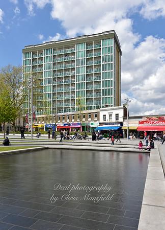May 16th 2013 . General Gordon Square