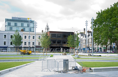 August 9th 2011 .. Construction of General Gordon Place