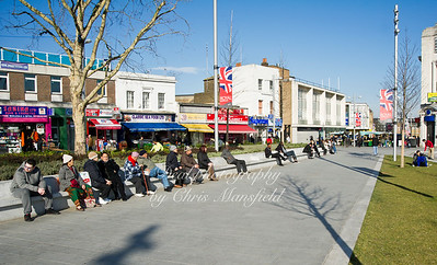 Feb 23rd 2012.. Gordon square