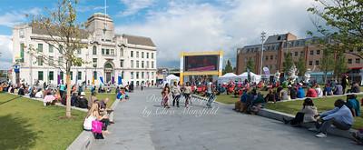 August 6th 2012 .. Gordon Square