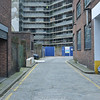 Feb' 12th 2014.. Mortgrammit square looking towards rear of Co op building