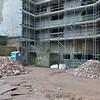 Feb' 12th 2014.. rear of old Co op building