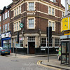 April 3rd 2015, The Prince Albert public house in Hare street