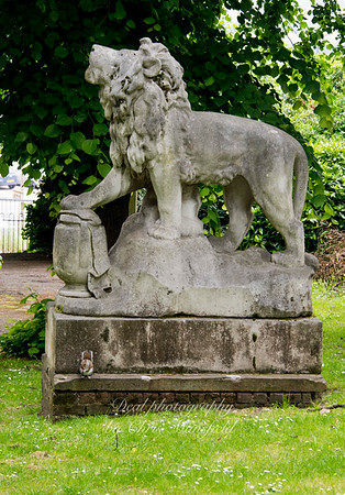 18th June 2013 . St Mary's churchyard