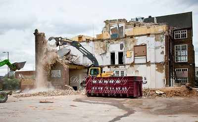 April 4th 2011 .. Demolition