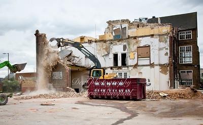 April 4th 2011 .. Demolition