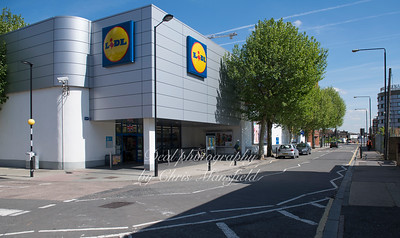 May 9th 2018.  Lidl , after facelift