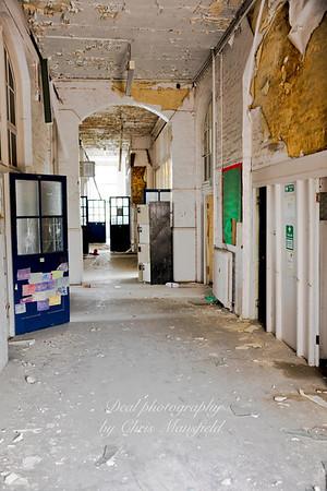 April 2nd 2011.. Inside Union street school
