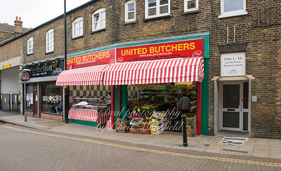 Sept' 6th 2017. Macbean street  .. New Butchers opened recently