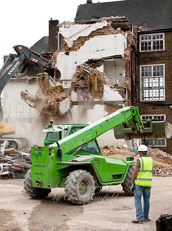 April 14th 2011 .. Demolition
