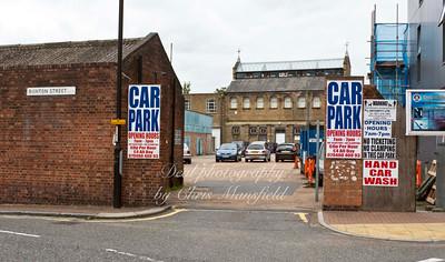July 20th 2013 ..  Callis Yard