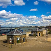 April 11th 2015. Royal arsenal pier area