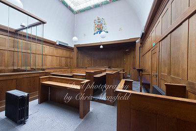 June 11th 2012.. Inside magistrates court