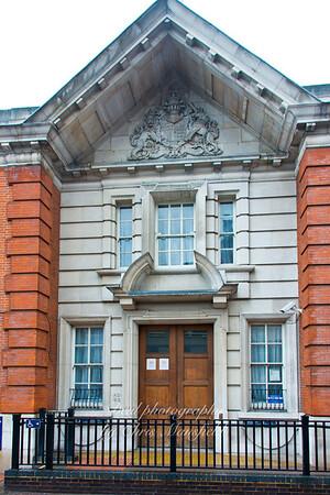 Court entrance exterior