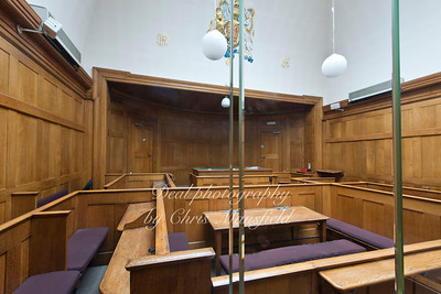 June 11th 2012.. Inside the magistrates court