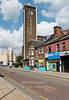August 7th 2014.. Powis street looking towards the old cinema buildings