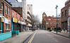 March 17th 2017.  Powis street looking east