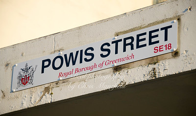 Feb 1st 2012 .. Powis st sign
