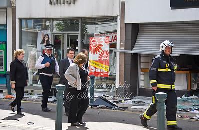 August 9th 2011. Powis street