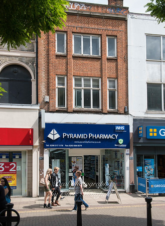 July 13th 2017.   New Pharmacy opens on Powis street