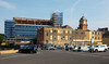 22nd Sept 2014.  Old and new co op buildings