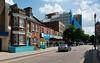 August 7th 2014. Powis street looking east