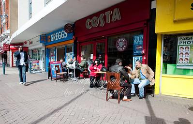 April 1st 2012.  Powis street