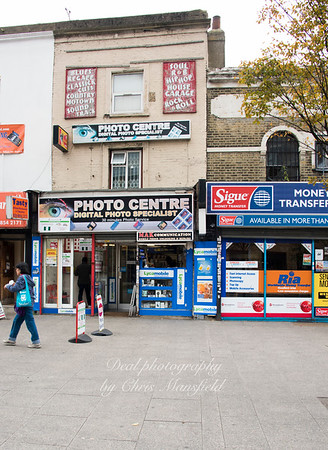 Oct' 25th 2016. Plumstead road