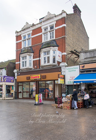 Feb' 16th 2017.Plumstead road....  The Infant pub.. now a chicken shop