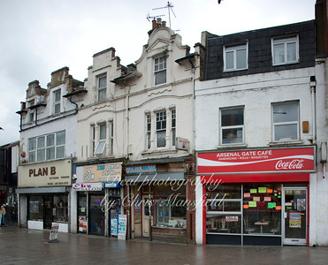 April 4th 2015. Plumstead road near covered market