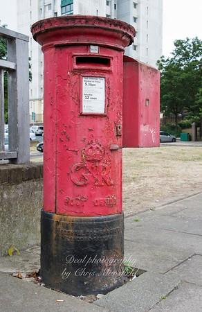 July 20th 2015. Corner of Nightingale Vale KG5