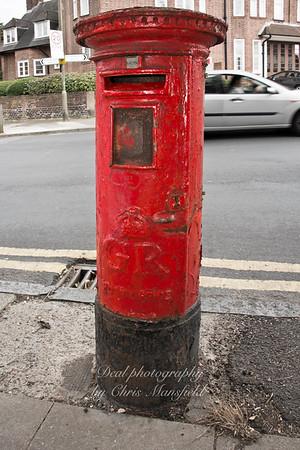 Sept' 13th 2015. Shrewsbury lane KG5