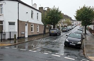 SE18 Albatross street