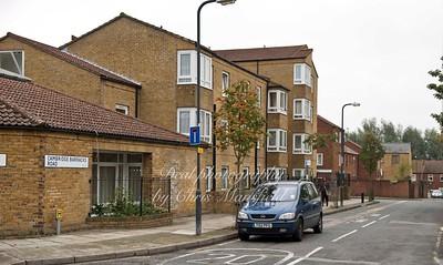 SE18 Cambridge Barracks road