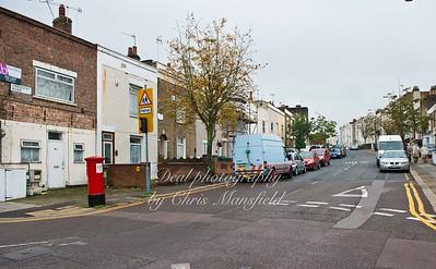 SE18 Crescent road