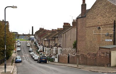 SE18 Bassant Road