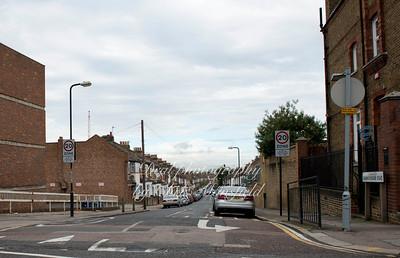 SE18 Bannockburn road