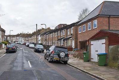 SE18 Bramblebury road