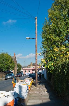 SE18 Ennis road