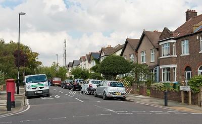 SE18 Eaglesfield road