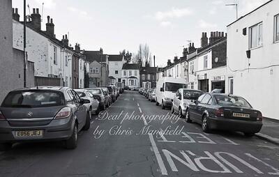 SE18 Bignell road