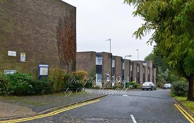 SE18 Barrington villas