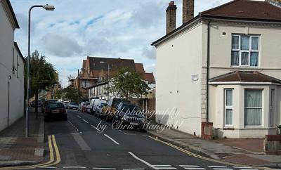 SE18 Cambridge Row