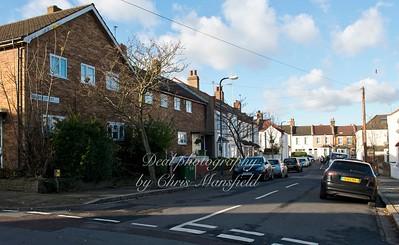 SE18 barden street