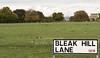 SE18 Bleak Hill lane
